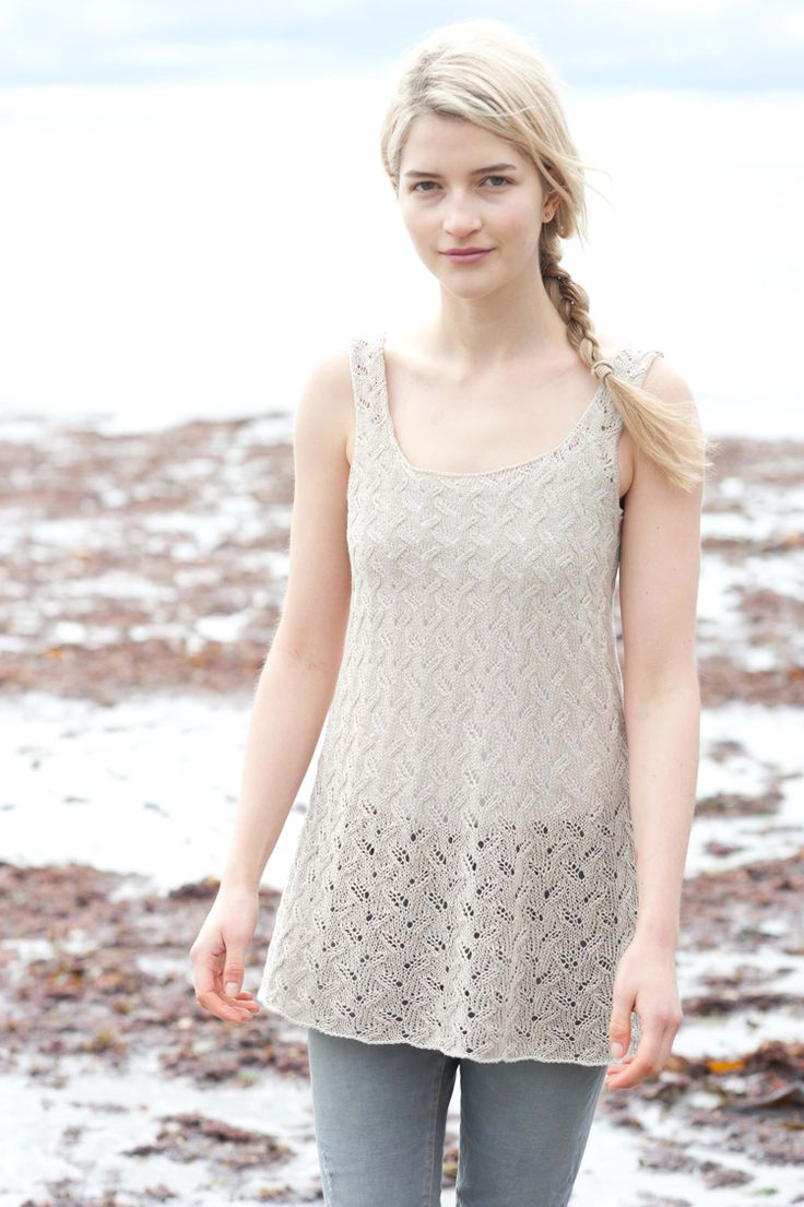 56 best quince co images on pinterest knitting stitches sparrow sans collection shoals tank by carrie bostick hoge quince co sparrow dt1010fo