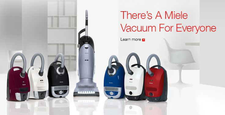 View a great selection of Miele vacuum's at our showroom in Babylon, NY or online at http://www.plessers.com
