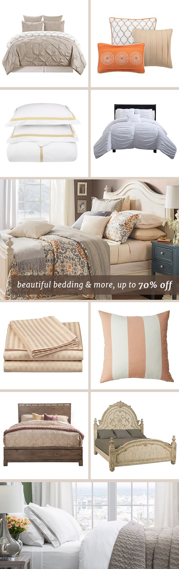 The right bedding can contribute to your space in more ways than one, keeping you comfortable and cozy while also adding color, pattern, and texture to your look. Joss and Main's selection of duvets, quilts, and sheets has an option for everyone, from basic solids to lively designs. Sign up at Joss & Main and get up to 70% off!