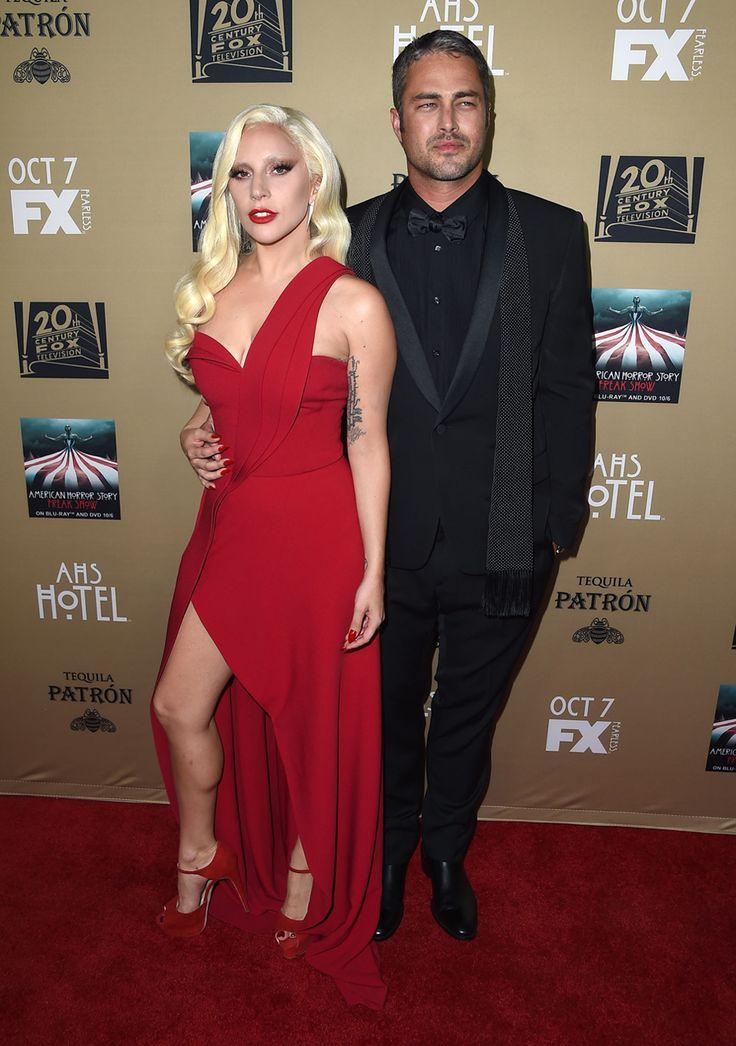 Американские СМИ: Леди Гага и Тейлор Кинни расстались