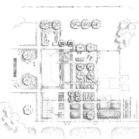 plantegninger | Kjeld Slot - Haver og Landskaber