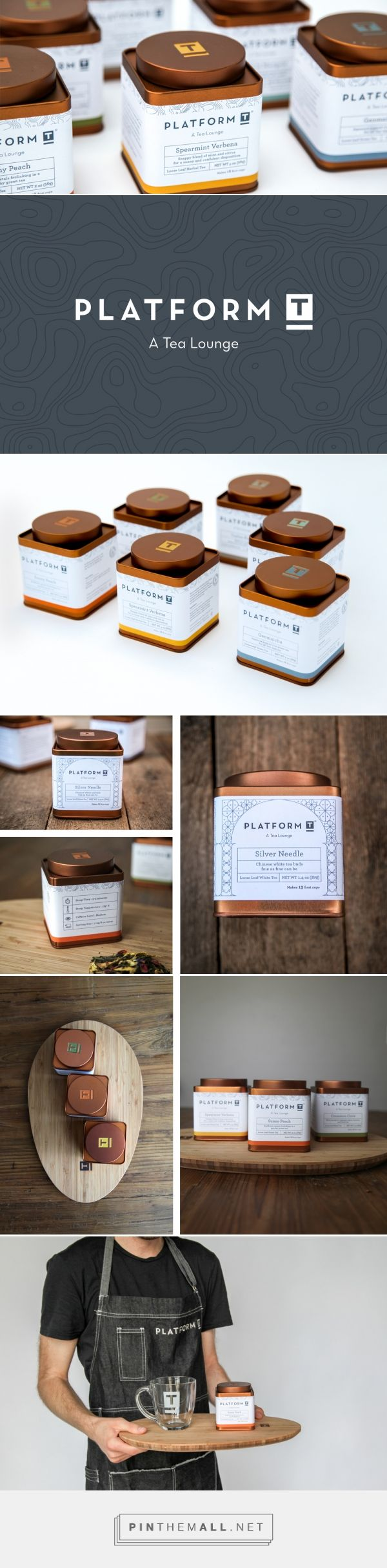 Platform T Packaging by Karsh Hagan | Fivestar Branding – Design and Branding Agency & Inspiration Gallery