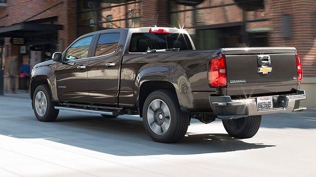 Chevrolet Colorado 2015 à vendre | Desjardins Châteauguay