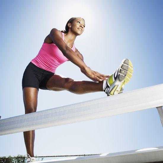 Marathon Prep: Stretch and Strengthen Exercises