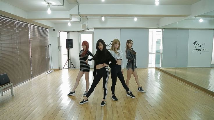 9MUSES (나인뮤지스) - 기억해 (Remember) Dance Practice (Mirrored)