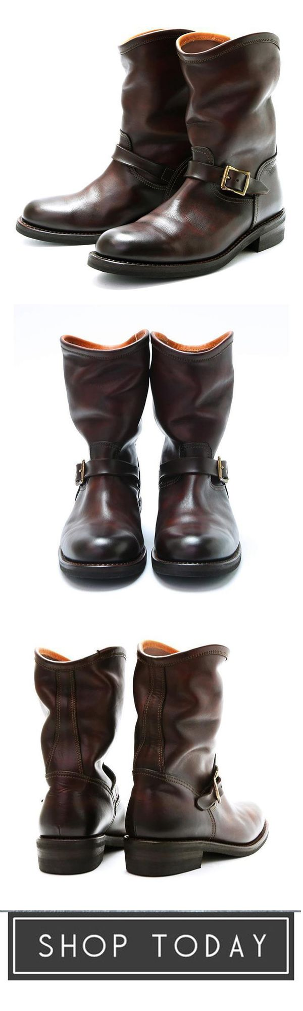 Menstache Fashion Boots – Andy