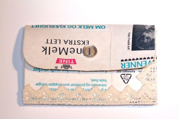 Kartong lommebok Rybakk