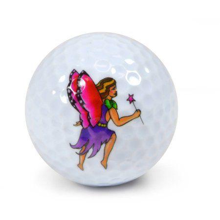 Nitro Nicks Under Ground Golf Balls, Fairy Tales