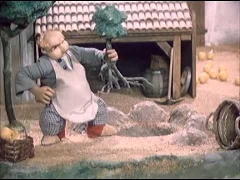 Jája a pája díl11 Jak pěstovali smiřická jablíčka - YouTube