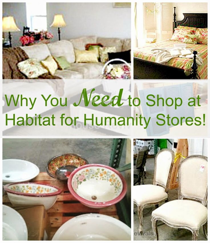 House Revivals Why You Should Shop At Habitat For