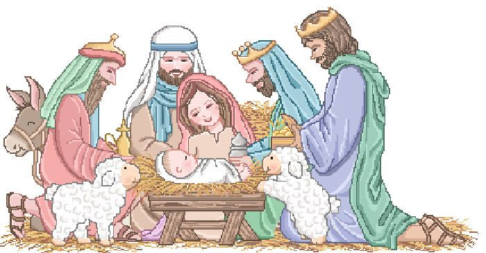 clipart nacimiento jesus - photo #35