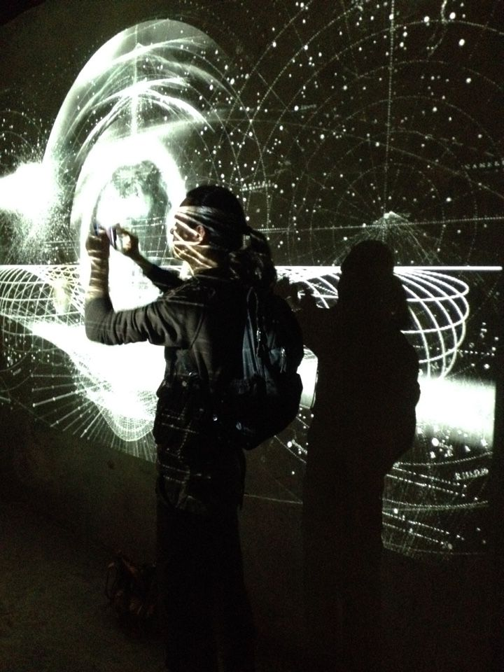 www.complexitygraphics.com by Tatiana Plakhova. Installation Urban Time Keeper / Moscow