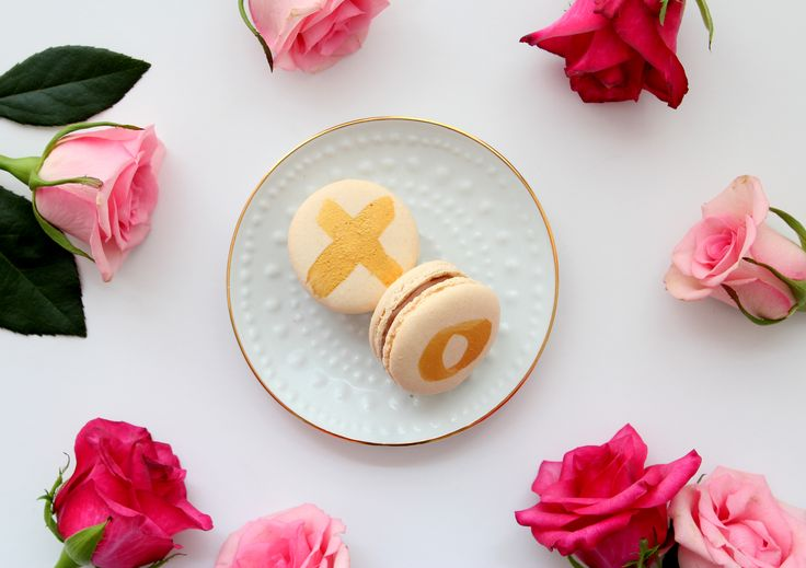 Styling and Photography for J'aime Les Macarons