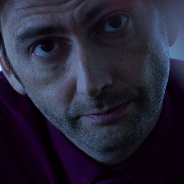 PHOTOS: Over 1000 Photos Of David Tennant As Kilgrave In Marvel's Jessica Jones