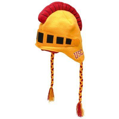 USC Trojans Mascot Knit Beanie