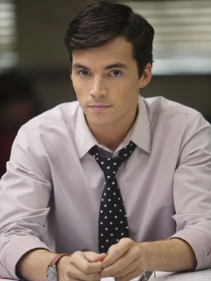Famous Actor Ian Harding As Daughter Cerella Silver Zella Paisley Halliwell-Wyatt-James-Wilding's Boyfriend Aka Son-In-Law  Aka Werewolf Matt Wilding.