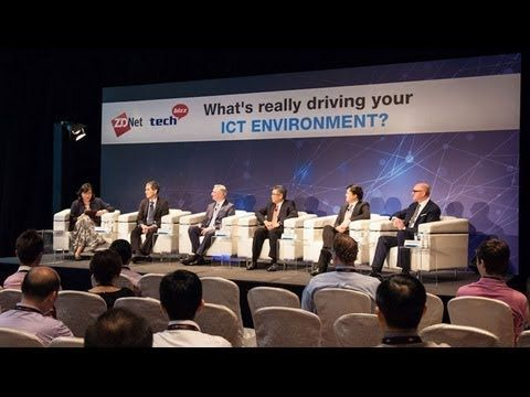 TechBizz SG: What's driving your ICT - Highlights