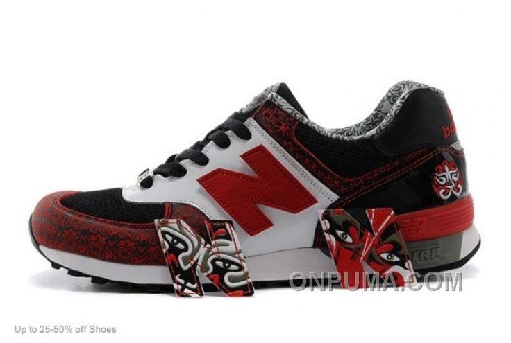 http://www.onpuma.com/new-balance-men-576-black-red-casual-shoes-for-sale.html NEW BALANCE MEN 576 BLACK RED CASUAL SHOES FOR SALE Only $69.00 , Free Shipping!