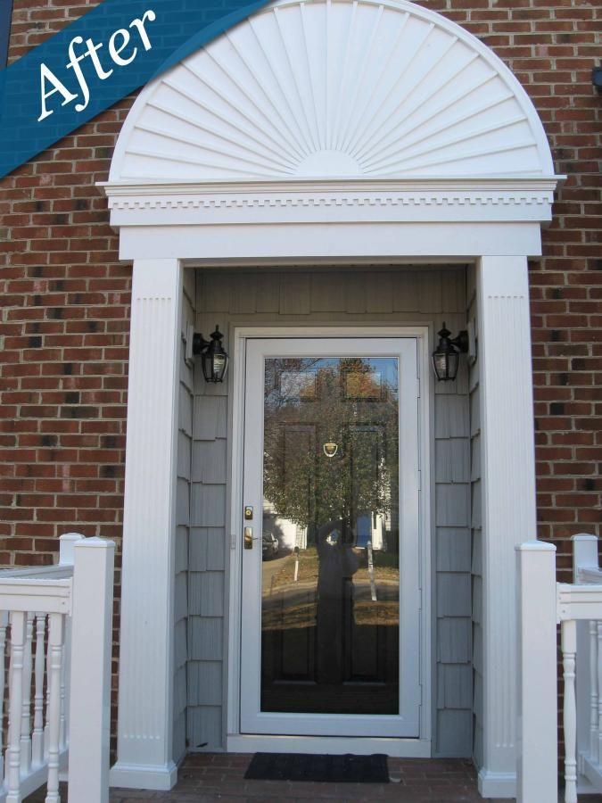 Beautiful Storm Doors : Best ideas about storm door installation on pinterest
