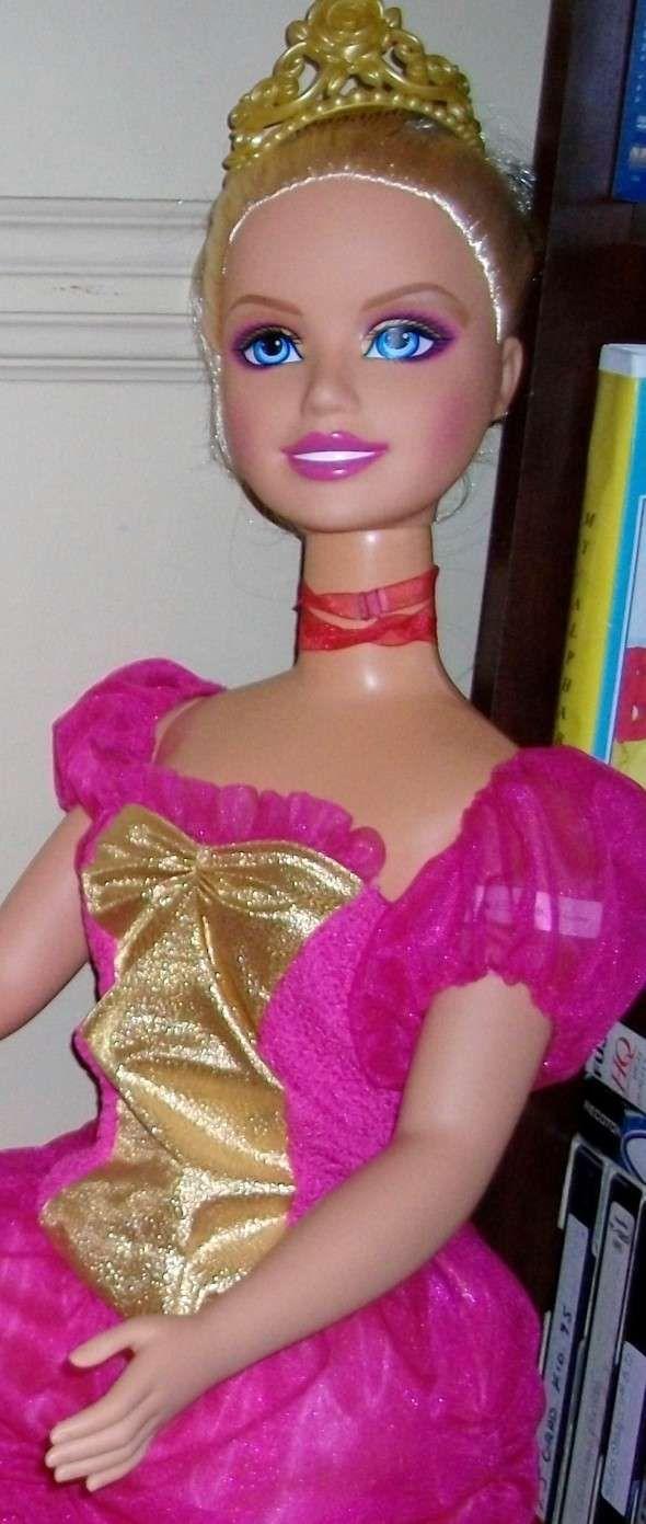 Modelli dei vestiti fai da te per Barbie - Barbie principessa