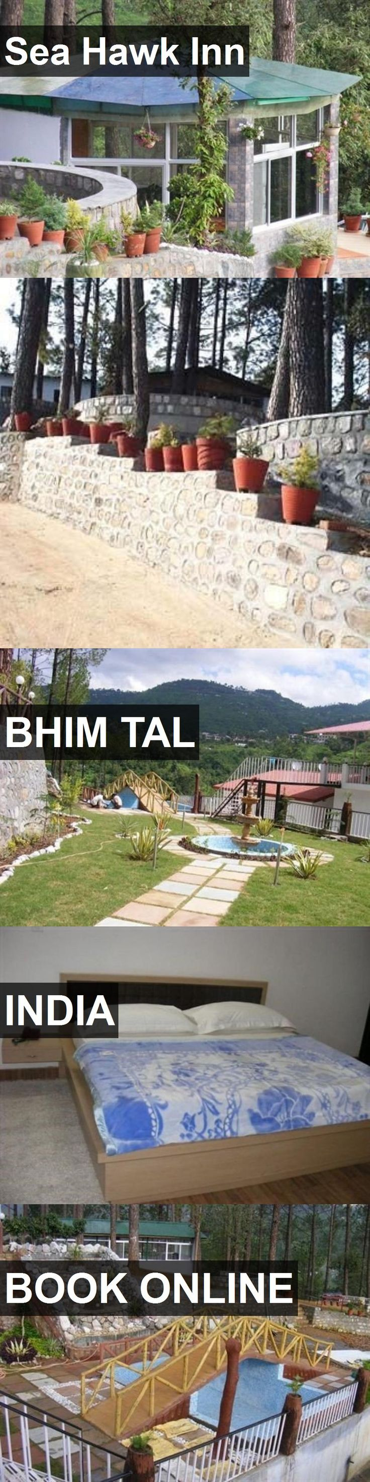 Hotel Sea Hawk Inn in Bhim Tal, India. For more information, photos, reviews and best prices please follow the link. #India #BhimTal #travel #vacation #hotel