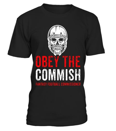 6be10cb9 Obey Commish Fun Fantasy USA Football Champion Draft T-Shirt . Special  Offer, not available in shops Comes in a variety of styles and colours Buy  yours now ...