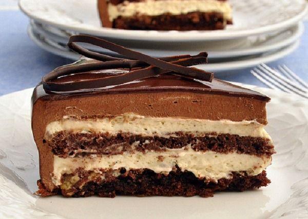 Torta Sette veli di Biasetto - Blog di Croweland