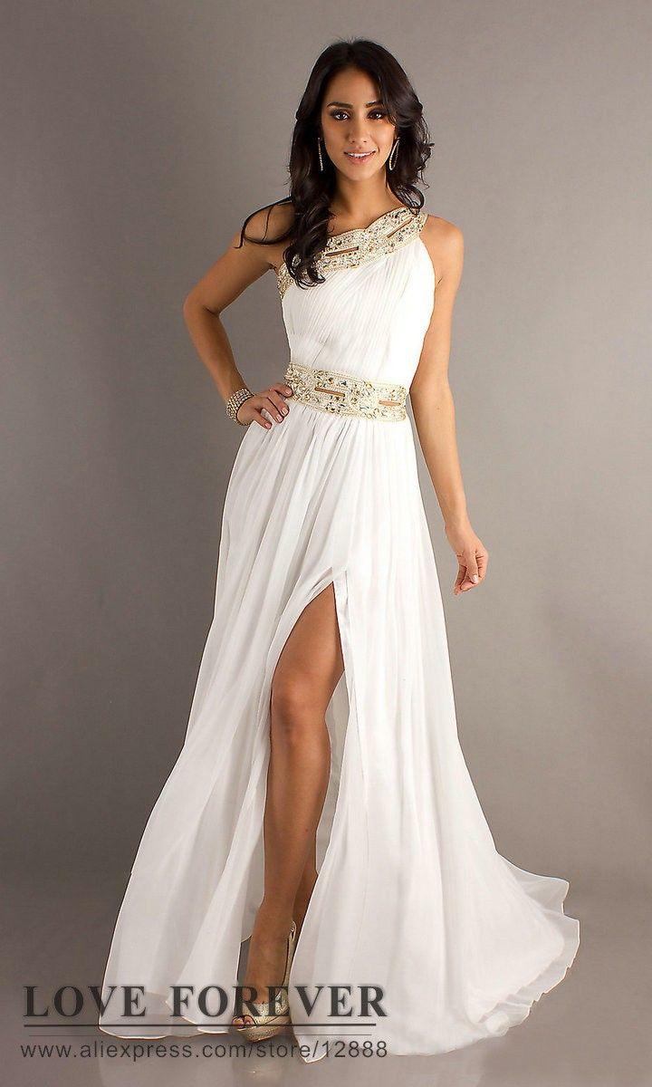 vestidos de noche blanco noche blanca 2013 vestidos