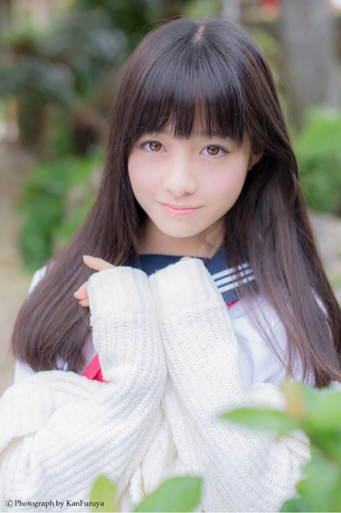 Twitter / KanFuruya: 天使すぎる!はたまた千年にひとりの美少女と噂の橋本環奈 @R ...