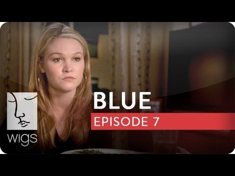 Julia Stiles in Season Two of Blue - The Interrobang