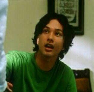 Nicholas Saputra.... a great Indonesian actor. A hearthrobe one also <3