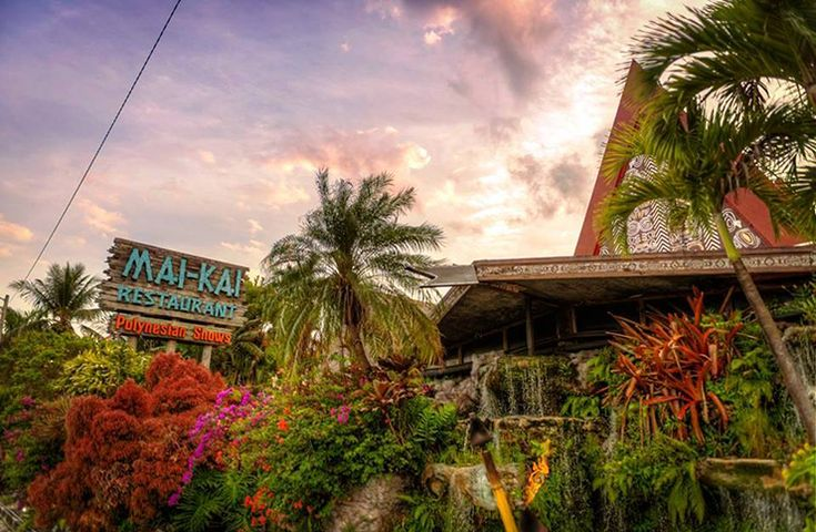 Mai-Kai Restaurant Was Just Named The Best Tiki Bar In The World