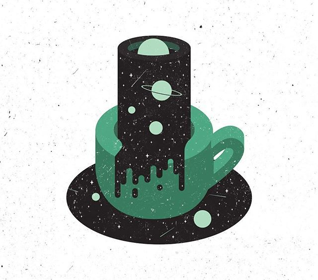 Coffee Alone #logo #vector #coffee #cup #sweet #bean #alone #ui #loveit #off #planet #color #designarf #graphicdesign #black #coffeetime #yeldegirmeni #instaui #thedesigntip #kadikoy #illustration #istanbul #badge #joy #pirategraphic #design #icon #kommuneo #vaniladesign #visforvector @turgaymutlay