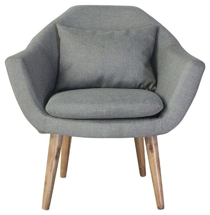 fauteuil chambre bb allaitement - Fauteuil Gris Pour Chambre