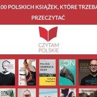 100 polskich książek, które trzeba przeczytać