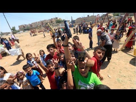 (adsbygoogle = window.adsbygoogle || []).push();    The residents of MOSUL in Iraq found new freedom and peace as they celebrated Eid holiday in years without the Isis being in control. It can be recalled that the Islamic extremists have been driven away from the said city after the... #Weather #videos