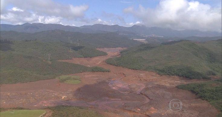 Irresponsabilidade Social - Fantástico entra na barragem que se rompeu em Mariana e matou 12 Equipe investiga por que sistema de alarme não funcionou a tempo. Rompimento é considerado o maior desastre ambiental do Brasil.