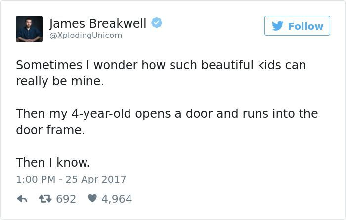 Dad Of 4 Girls Tweets Conversations With His Daughters, And It's Impossible Not To Laugh At Them