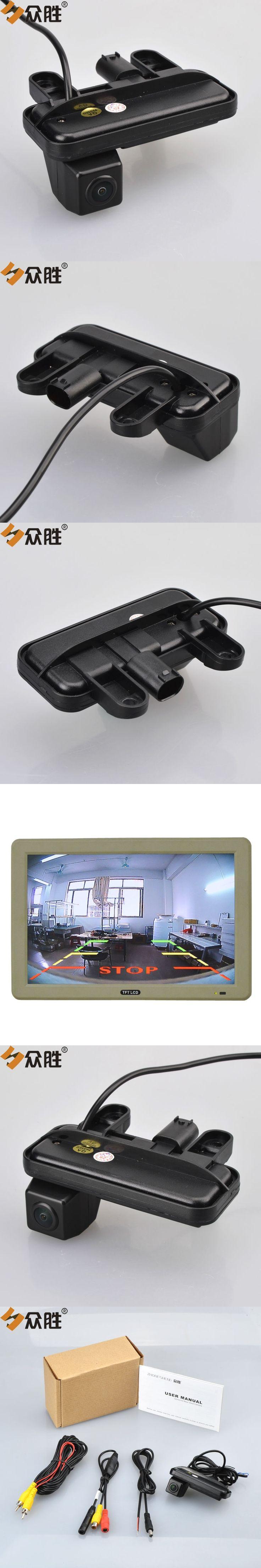 Car Rearview Camera for Mercedes Benz B180 B200 Car Trunk Handle Camera Auto Backup Reverse Parking Rear View Camera LS8008SMT