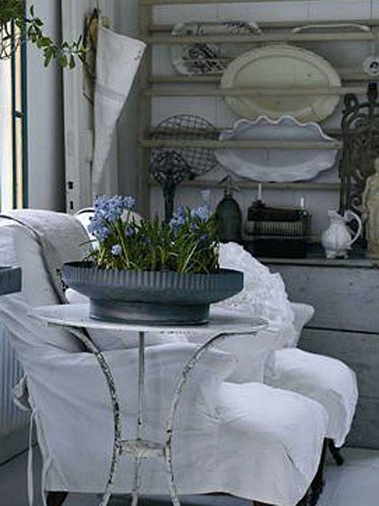 ♕ Jeanne d'Arc Living - French style with Nordic palette