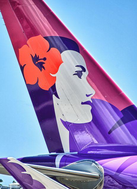 Hawaiian Airlines by topendsteve, via Flickr
