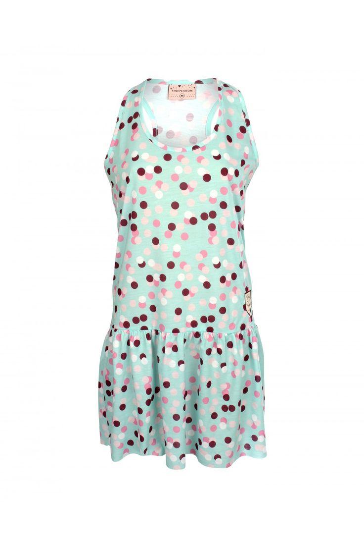 SUKIENKA/DRESS PARA confetti
