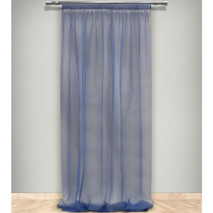Κουρτίνα Έτοιμη Χαμηλής Σκίασης (145x270) Maison Blanche 702660201