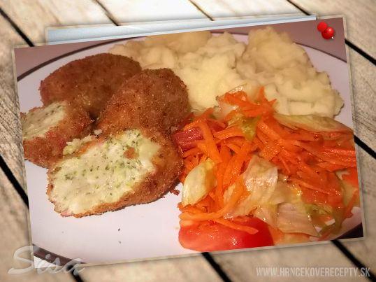 Brokolicové kroketky. | Hrnčekové recepty
