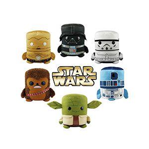 Star Wars Plush Toys Characters: C-3PO Dolls Chewbacca Dolls Darth Vader Dolls Master Yoda Dolls R2-D2 Dolls Storm Trooper Dolls