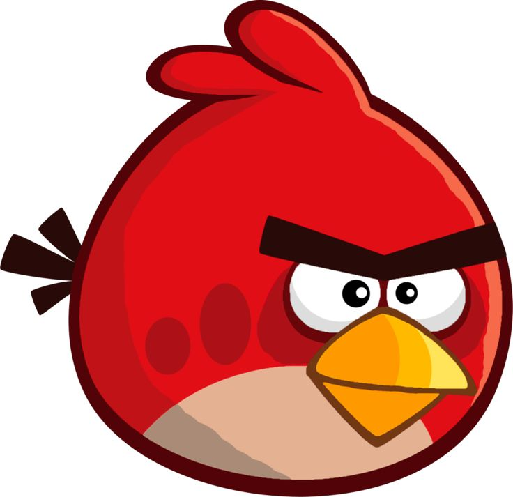 Angry Birds Remastered - RED by Alex-Bird.deviantart.com on @DeviantArt
