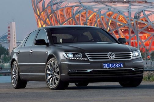 A New Volkswagen Phaeton Still Wouldn't Make Sense