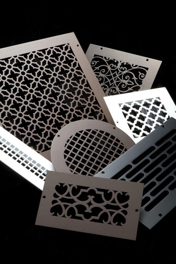 Decorative Grates Registers 17 Best Ideas About Return Air Vent On Pinterest Vent Covers