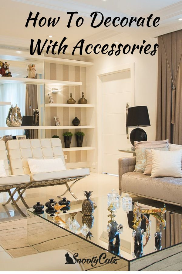 How To Decorate With Accessories Cheap Interior Design Diy Home
