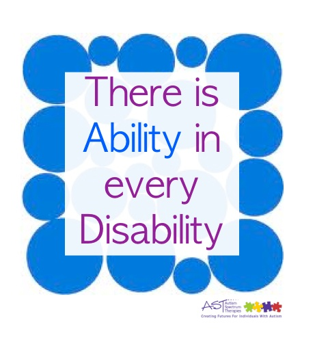 Inspirational Quotes About Positive: Disability As Ability Quotes. QuotesGram